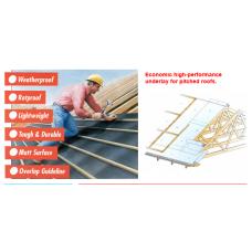 Roof flex 150 - hidroizoliuojantis  stogo posluoksnis