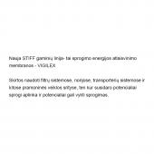 Sprogimų energijos poveikio apsaugos sistemos. STIF