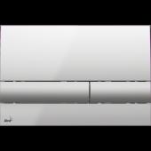 M1713 Nuleidimo mygtukas chromas, matinis