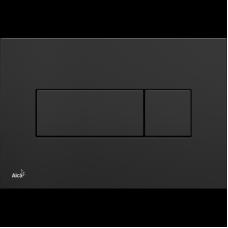M378 Nuleidimo mygtukas juodas