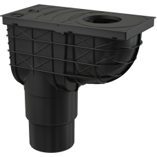 Trapas lietaus kanalizacijai AGV4 vertikalus